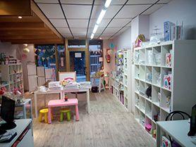 Tienda de productos para la repostería creativa. Santa Coloma de Gramenet.