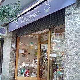 Tienda de productos para la repostería creativa. Santa Coloma de Gramenet. Barcelona.